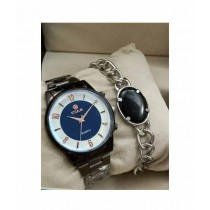 Sale Out Chain Watch With Bracelet For Men (0111)