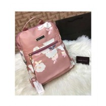 Sale Out Floral Backpack For Women Pink