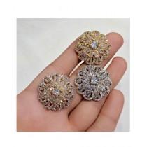 Sale Out Dome Shape Earrings For Women