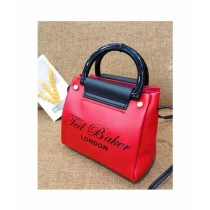 Sale Out Mini Crossbody Handbag For Women Red
