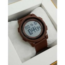 Sale Out Slim Digital Watch For Men (0106)