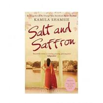 Salt And Saffron Book