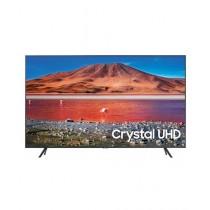 "Samsung 75"" Crystal UHD 4K Smart LED TV (75TU7100) - Without Warranty"