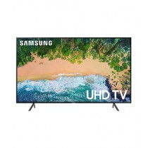 "Samsung 49"" 4K UHD Smart LED TV (49NU7100) - Without Warranty"