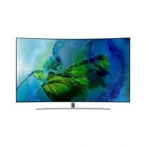 """Samsung 55"""" 4K Smart Curved UHD LED TV (55Q8C) - Official Warranty"""