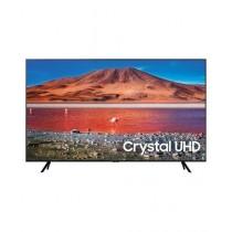 "Samsung 75"" Crystal UHD 4K Smart LED TV (75TU7000) - Without Warranty"