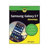 Samsung Galaxy S7 For Dummies Book 1st Edition