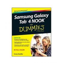 Samsung Galaxy Tab 4 Nook For Dummies Book 1st Edition