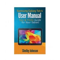 Samsung Galaxy Tab 4 User Manual Book