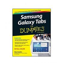 Samsung Galaxy Tabs For Dummies Book 1st Edition