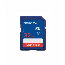 SanDisk 32GB SDHC Memory Card (SDSDB-032G-B35)