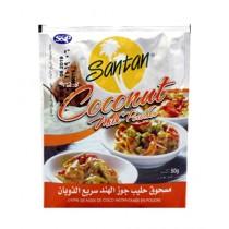 Santan Instant Coconut Milk Powder 50g