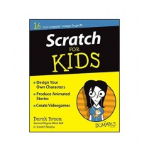 Scratch For Kids For Dummies Book