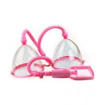 SD Brand Breast Enlargement Pump Pink