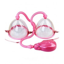 SD Brand Enlargement Breast Pump Pink (0037)