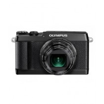 Olympus Stylus SH-2 Digital Camera Black