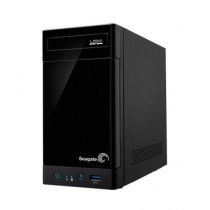 Seagate Business Storage 6TB 2-Bay NAS Drive (STBN6000200)
