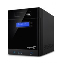 Seagate Business Storage 4TB 4-Bay NAS Drive (STBP4000200)