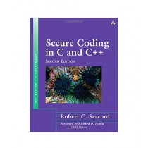 Secure Coding in C and C++ Book 2nd Edition
