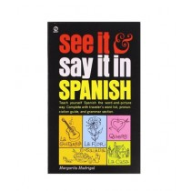See It and Say It in Spanish Book Reissue Edition