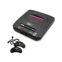 Sega Mega Drive 02 Video Game With Console
