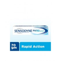 Sensodyne Rapid Action Toothpaste 70gm