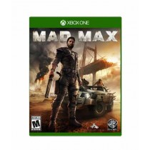 Mad Max Game For Xbox One