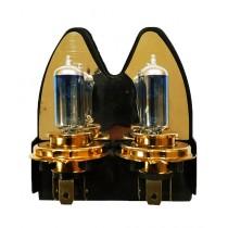 Sheikh Enterprise 12V Pair Of H4 Xenon Headlight Bulbs