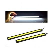 Sheikh Enterprise Ultra Bright LED Daytime Lights White - Pack Of 2