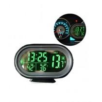 Sheikh's Access Digital Car Dashboard Clock With 4 Options