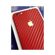 Shock Doctor Full Body Matte Red Skin Sticker For iPhone
