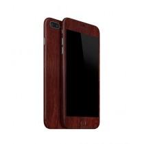 Shock Doctor Full Body Matte Wood Skin Sticker For iPhone