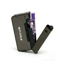 Shop Zone Cigarette Case With Lighter