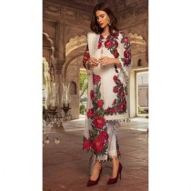 Shop Bazar 3 Piece Embroidered Collection Suit For Women (03)
