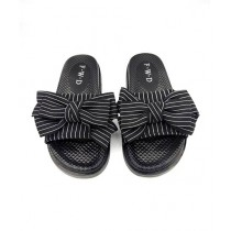 Shoppinggaardi Lining bow Slippers For Women (SG-FD3)