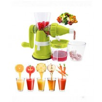 Shopya Multi Function Fruit & Vegetable Juicer