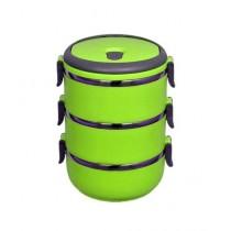 Shopya 3 Tier Lunch Box Green