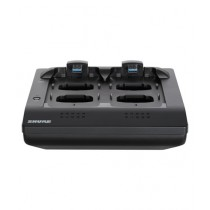 Shure 4-Port Networked Charging Station (MXWNCS4)
