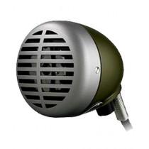 Shure Green Bullet Harmonica Microphone (520DX)