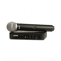 Shure Handheld Wireless System (BLX24/PG58)
