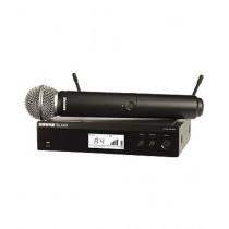 Shure Handheld Wireless System (BLX24/SM58)