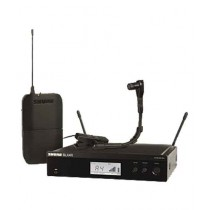 Shure Instrument Wireless System (BLX14R/B98)