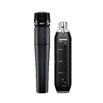Shure USB Instrument Microphone (SM57-X2u)
