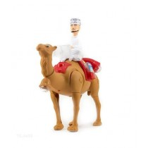 Shy Mall Desert Camel Toy with Light & Sound