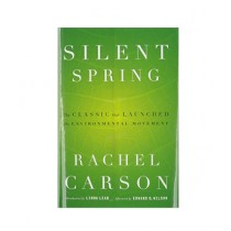 Silent Spring Book 40th Anniversary Edition