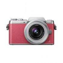 Panasonic Lumix DMC-GF7 Digital Camera Pink and Silver