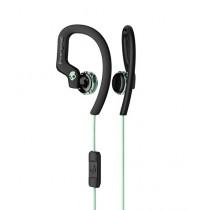 Skullcandy Chops Buds Flex In-Ear Headphones Black/Mint/Swirl (S4CHY-K602)