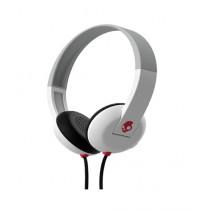 Skullcandy Uproar On-Ear Headphones White/Gray/Red (S5URHT-457)