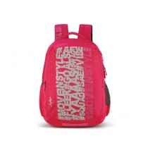Skybags Bingo Plus 03 School Backpack Pink