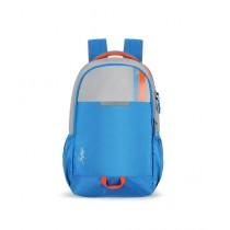 Skybags Komet 01 School Backpack Blue